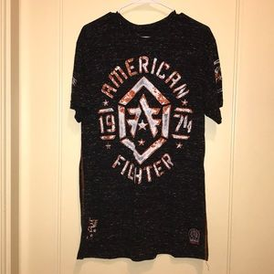 XL American Fighter T